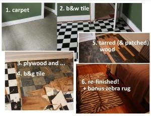 436 bedroom flooring
