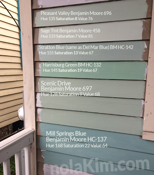 Secrets Of Choosing Exterior Paint Colors Nola Kim,Antique Furniture Decorating With Antiques